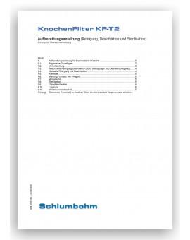 Aufbereitungsanweisung KF-T2, deutsch