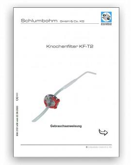 Gebrauchsanweisung KF T2, deutsch